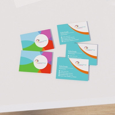 Picture of Cheery Template - Business Card