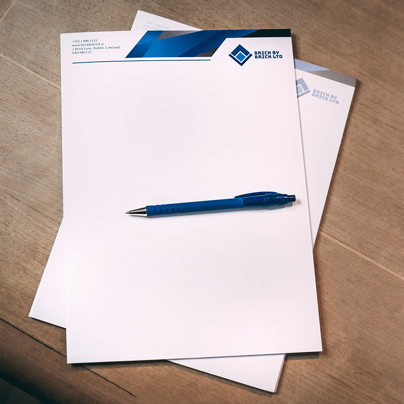 Picture of Urban Template - Letterheads