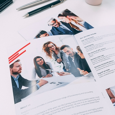 Picture of Slick Template - Brochure