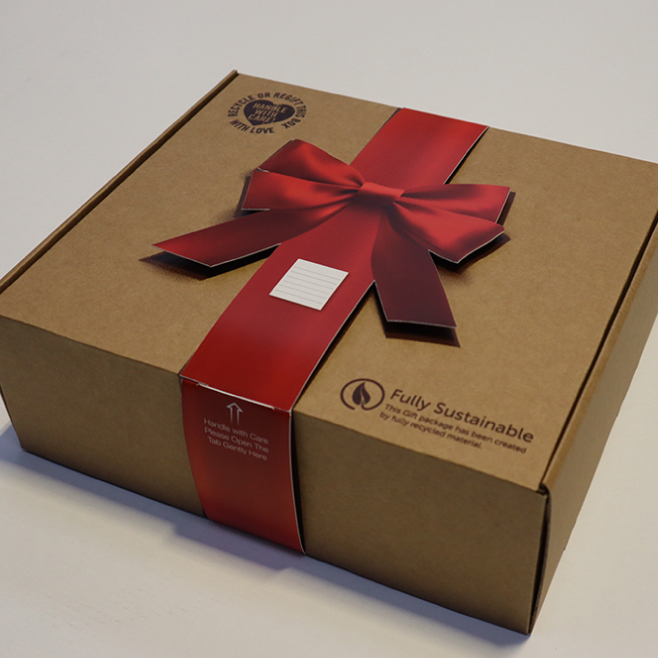 Picture of Re-Gift Christmas Package