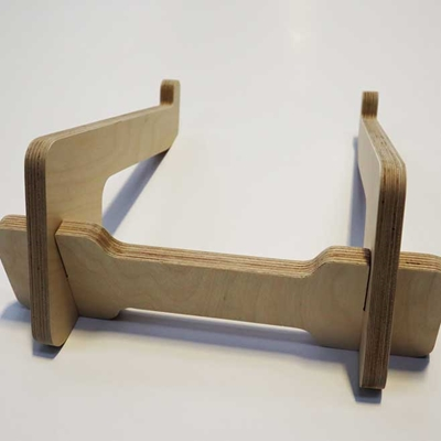 Picture of Timber Laptop Stand (OUT OF STOCK!)