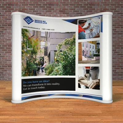 Picture of Urban Template - Pop Up Banner