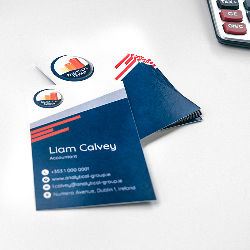 Picture of Slick Template - Business Card