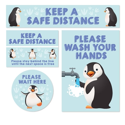 Picture of Keep Kids Safe Signage