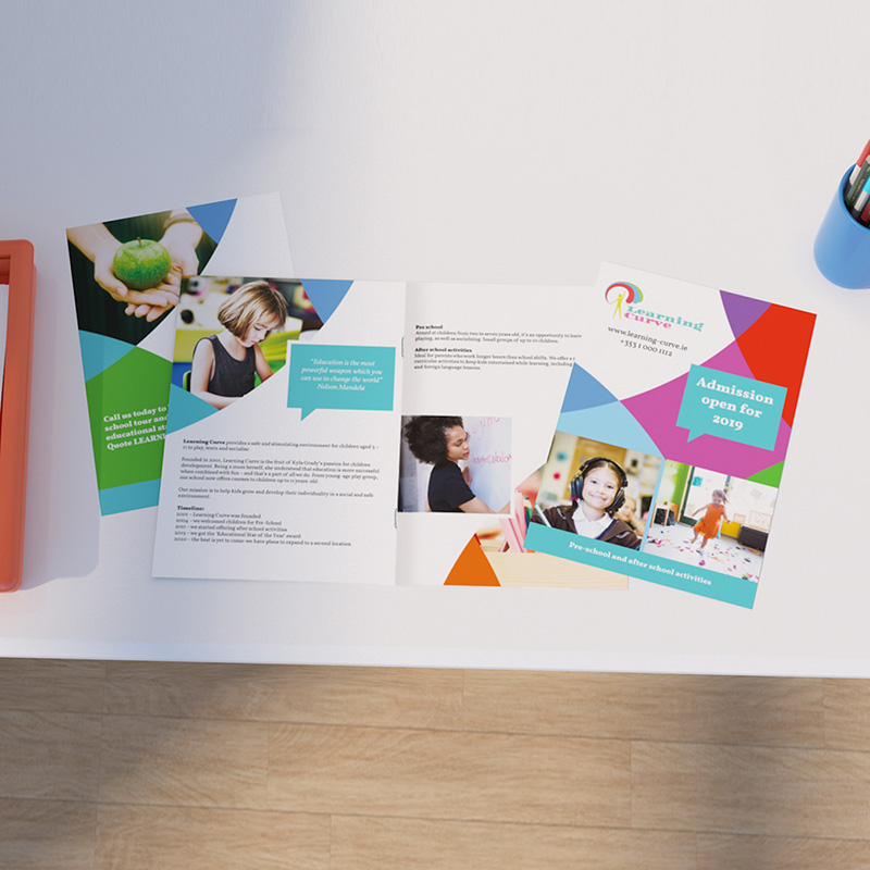 Picture of Cheery Template - Brochure