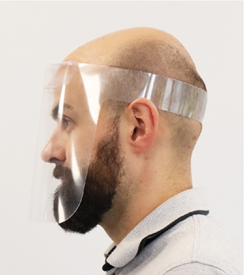 Picture of Clear Face Protectors