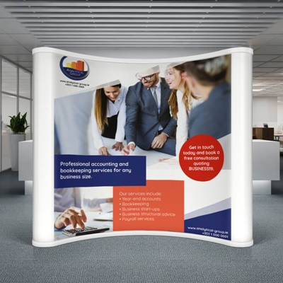 Picture of Slick Template - Pop Up Banner