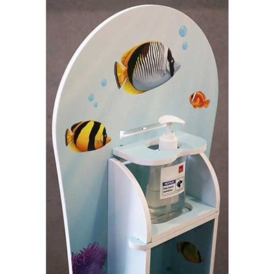 Picture of Child Hand Sanitiser Station - Aquarium